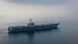 North Korea: Ready to strike U.S. aircraft carrier