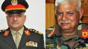 Defense Minister and Army Chief Of Staff Step Down