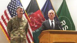 Mattis Slams Taliban