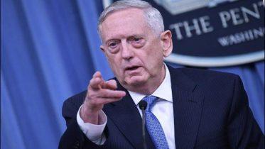 Pentagon chief warns