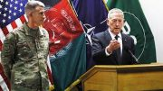 U.S To Review Afghanistan Strategy