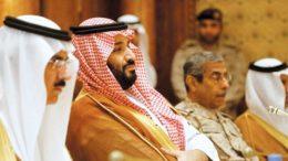 King Salman's powerful son