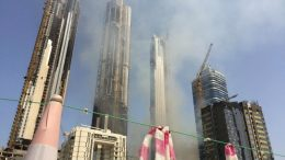 Dubai: Fire breaks out