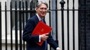UK finance minister to lead