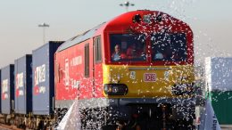 World's second-largest rail route: