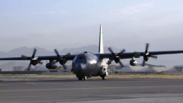 US supports Afghan Air force