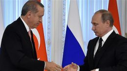 Putin congratulates Erdoğan