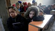 Syrian kids pay 'highest price