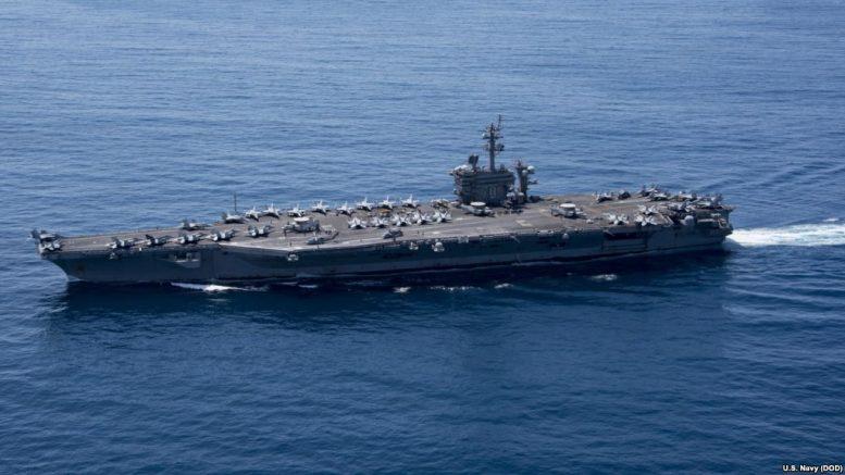 US Naval force