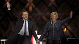 Emmanuel Macron to be sworn in