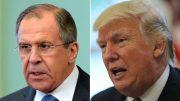 Trump-Lavrov meeting
