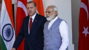 India dismisses Erdogan's offer