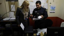 Argentina's first transgender police chief
