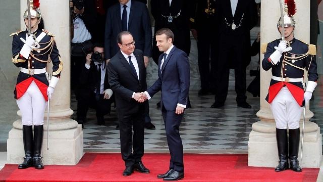 France: Emmanuel Macron