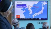 North Korean Missile Test