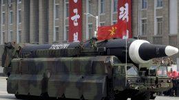 North Korea's 'new missile'