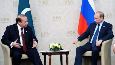 Nawaz meets Putin as Xi also joins in