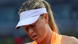 Maria Sharapova's lustre