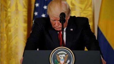 Donald Trump Looks Increasingly Isolated