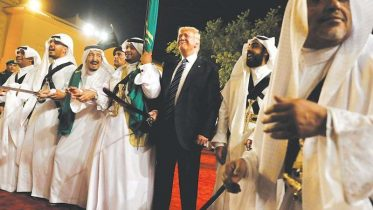 S. Arabia, US agree to huge arms deal