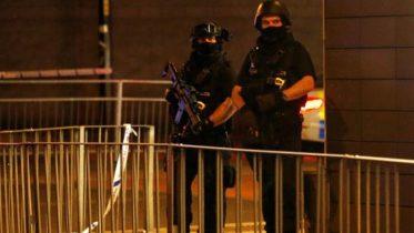 Blast in Manchester