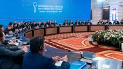 Syria talks in Astana