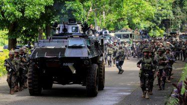Philippines crisis