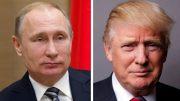 Trump, Putin Telephone call