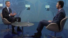 NATO Chief Urges Afghan Govt
