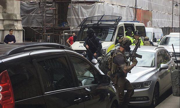 Manchester terrorist network