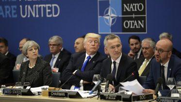 Trump's NATO Pressure