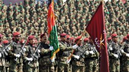 4-year roadmap of Afghan forces