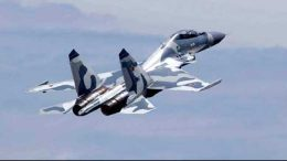 Chinese Sukhoi-30 Jets Intercept