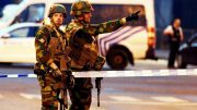 Brussels train station 'terrorist' bomber