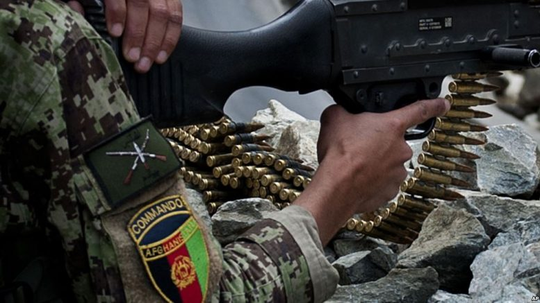 امریکا د افغان پوځ په یونیفورم ۲۸میلیونه ډالر ضایع کړي- سیګار