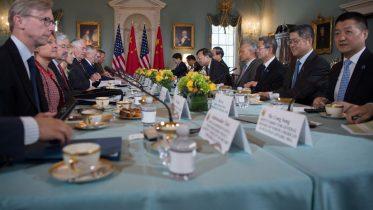 U.S., China Affirm North Korean Threat,