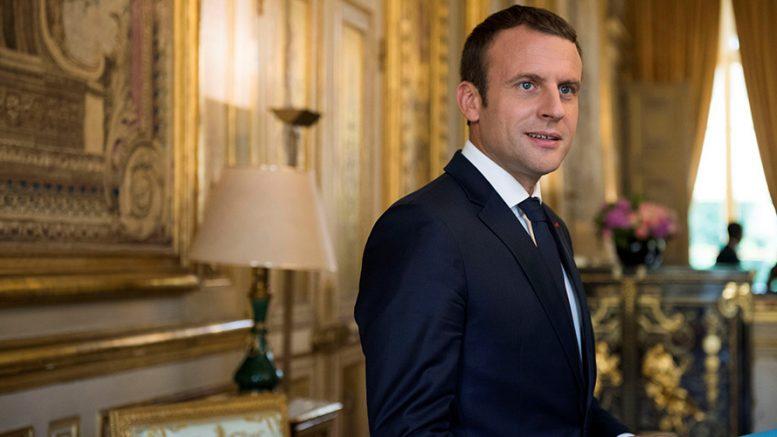 France's Macron sees no 'legitimate successor' to Assad,
