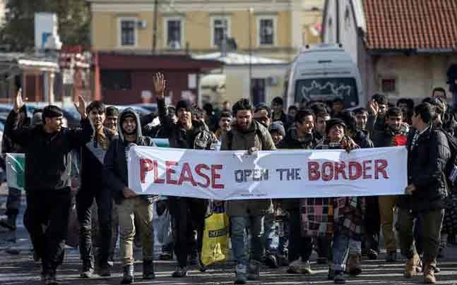 Europe is shutting its doors on migrants