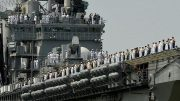 US Navy accuses Iranian vessel