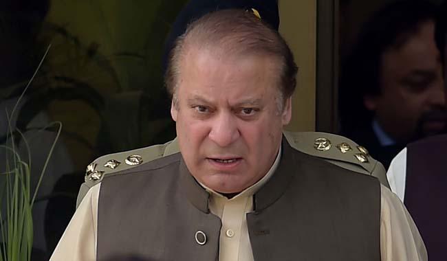 Nawaz Sharif's JIT questioning