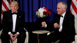 White House plays down Australian PM Malcom Turnbulls's