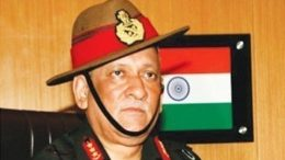 Indian army believes in human rights, says Rawat