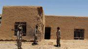 Taliban militants storm Afghanistan police HQ