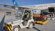 Afghanistan-India air corridor