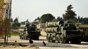 Russian military halts Syria sky incident prevention