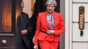 EU points to Brexit breakdown after UK election