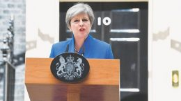 UK election blow