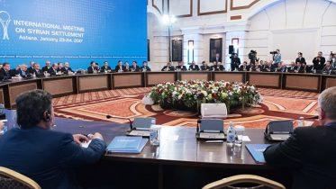 Syria Talks in Astana - Kazakhstan