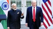 Trump, Modi call on Pakistan
