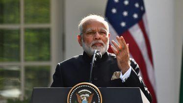 Modi at the White House